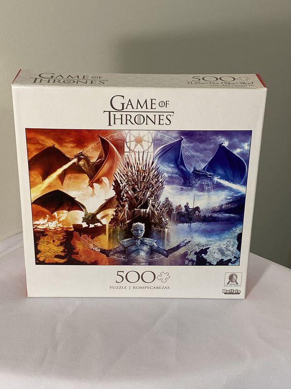 Game of Thrones 500 Puzzle