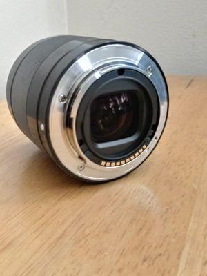 Sony 50mm F1.8 OSS Lense for Sale in Seattle, WA