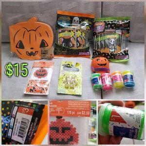 HALLOWEEN TOYS todo por $15 nuevas Tengo Mas Cosas Pick Up Only for Sale in San Jose, CA