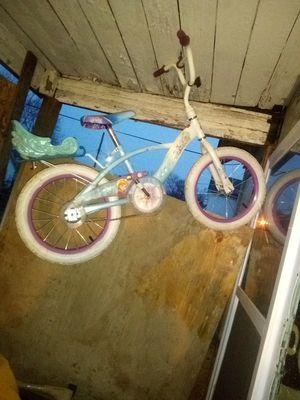 Frozen 16in bike for Sale in Parkersburg, WV