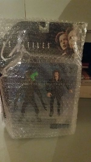 X-Files Agent Scully figure for Sale for sale  Upper Gwynedd, PA
