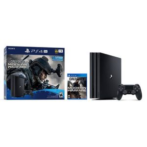 PS4 PRO 1Terabyte Bundle Comes With Modern Warfare for Sale in Federal Way, WA
