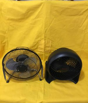 2 fan X $ 10 !!! for Sale in San Diego, CA
