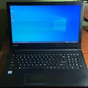 Toshiba Laptop Windows 10 Pro for Sale in Richardson, TX