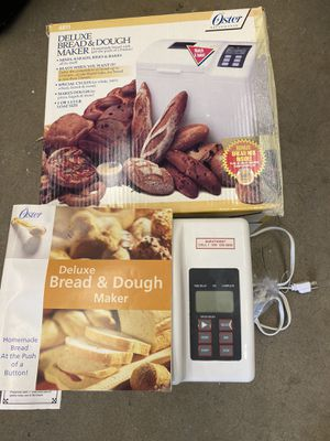 Electric Oster Bread Maker for Sale in Long Beach, CA