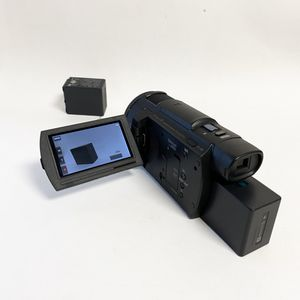 Sony FDR-AX33 4K video camera bundle for Sale in Los Angeles, CA