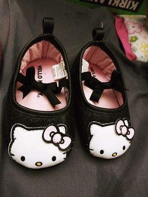 Hello kitty baby shoes for Sale in Riverside, CA