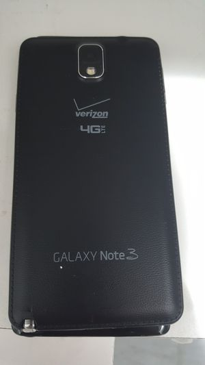 Samsung galaxy note 3 , Verizon for Sale in Covina, CA