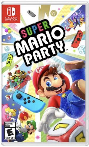 Super Mario Party - Switch for Sale in Industry, CA