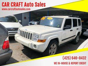 2006 Jeep Commander for Sale in Brier, WA