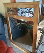 Dresser mirror for Sale in Helena, GA