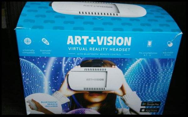 Art+Vision Virtual Reality Headset