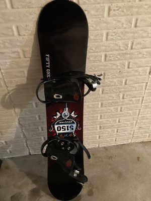 5150 snow board for Sale in Lincoln, NE