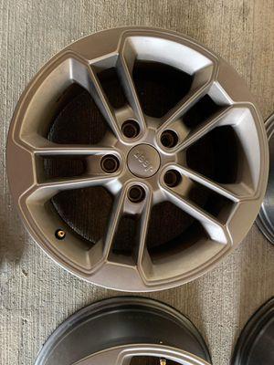 """Jeep Racing Bronze 18"""" OEM Wheel Rims wheel for Sale in Los Angeles, CA"""