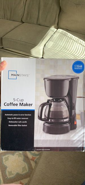 Coffee Maker for Sale in Raleigh, NC