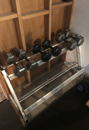 Dumbbell Rack for Sale in MIDDLEBRG HTS, OH