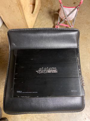 Car amp for Sale in Gainesville, GA