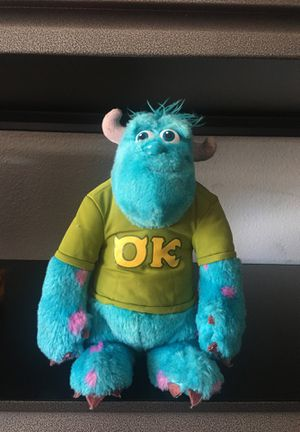 Sully monsters inc for Sale in Santa Ana, CA