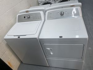Maytag h/e washer and dryer set for Sale in Fort Mill, SC