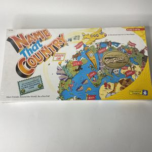 Educational Insights Name That Country Geography Board Game for Sale in San Bernardino, CA
