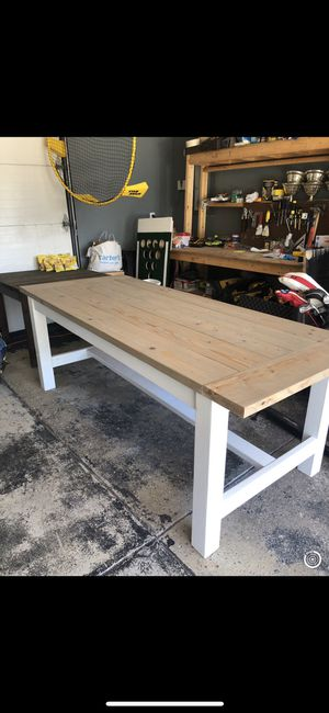 Farmhouse Kitchen Table for Sale in Lancaster, NY
