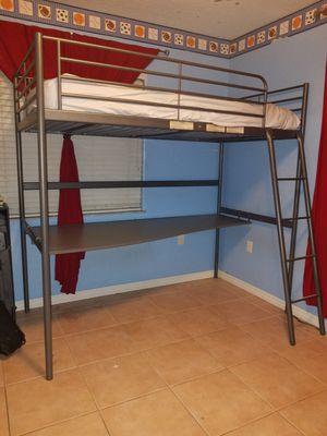 Ikea SVÄRTA Loft Bed for Sale in Hialeah, FL