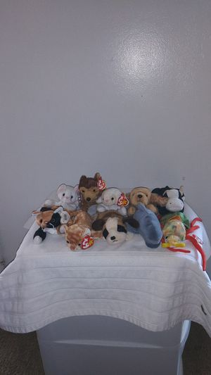 10 beanie babies for Sale in Annandale, VA