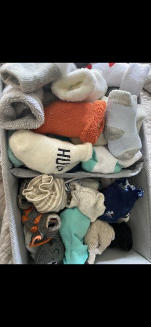 Baby clothes & diapers for Sale in Chula Vista, CA