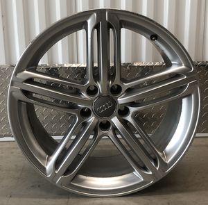 1 Audi Factory OEM 19 wheel for Sale in Orlando, FL