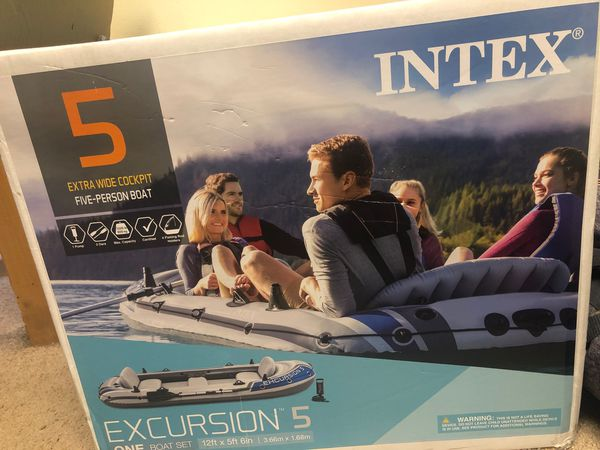 Inflatable boat brand new