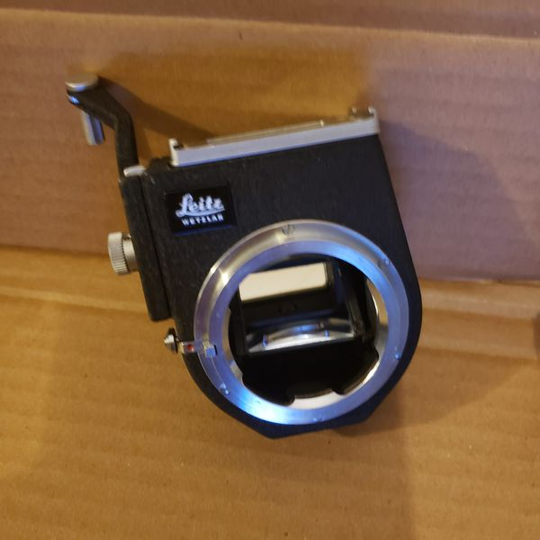 Leica Leitz 16497 Visoflex III mirror housing for M6 and other M cameras