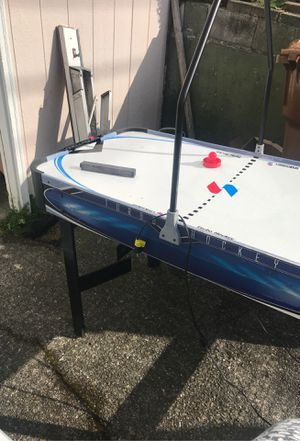 Broken air hockey table for Sale in Tacoma, WA