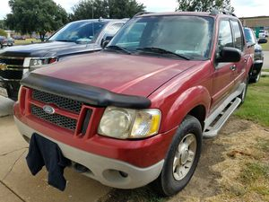 02 ford Explorer for Sale in Arlington, TX