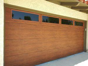 Garage door - woodlike colors for Sale in Chatsworth, CA