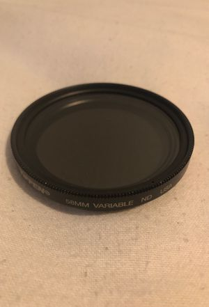 Tiffen Variable ND Filter for Sale in Seattle, WA