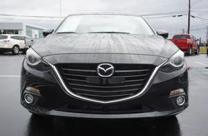 2015 Mazda Mazda3 S Grand Touring Hatchback with Technology Package - Jet Black Mica for Sale in Newport Beach, CA