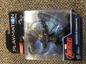 NIB Playmation Marvel Avengers Hawkeye Hero Smart Figure for Sale in Victoria, TX
