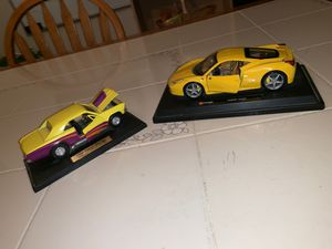 Toy car collectibles for Sale in Manteca, CA