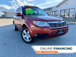 2010 Subaru Forester for Sale in Worcester, MA