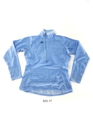Patagonia Womens R1 Regulator Zip Pullover Small Waffle Polartec Med for Sale in Thornton, CO
