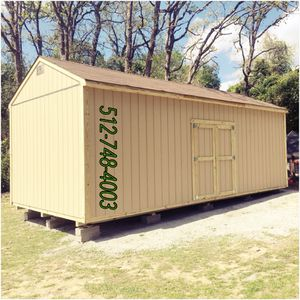Storage Sheds for Sale for Sale in Austin, TX