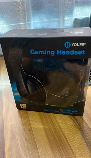 Gaming headset for Sale in Waukegan, IL