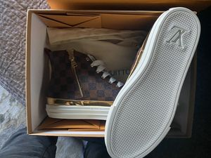 Louis Vuitton Hightops men's size 11 for Sale in Tampa, FL
