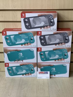 Nintendo Switch Lite - Brand New - for Sale in Houston, TX