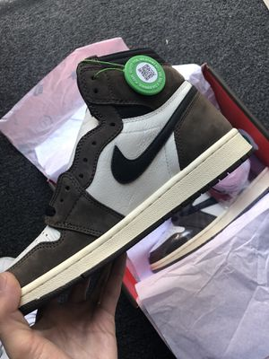 Jordan 1 Travis Scott ( Size 8.5 ) for Sale in Los Angeles, CA