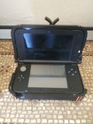 """Nintendo 3DS XL"" Gaming System Plus Nerf Case for Sale in Houston, TX"