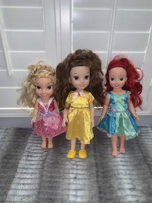 Disney princess doll for Sale in Las Vegas, NV