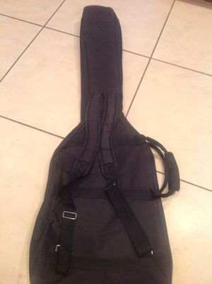 Guitar bass gig bag brand new for Sale in Homestead, FL