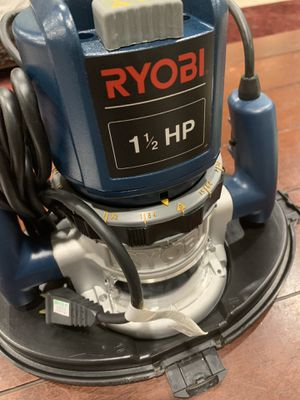 RYOBI 1/2 HP ROUTER for Sale in San Diego, CA