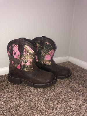 Women's Justin Boots for Sale in Columbus, OH